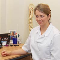 Joanne Thurston Chiropractor in Solihull